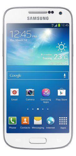 Samsung Galaxy S4 mini Smartphone débloqué 4G (Ecran: 4.3 pouces – 8 Go – Android 4.2.2 Jelly Bean) Blanc | Your #1 Source for Mobile Phones...