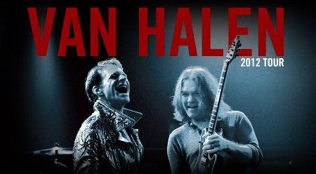 Van Halen    Live review of their show at Bank Atlantic Center, Sunrise, Florida by Tina Saul