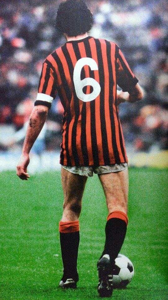 Franco Baresi #Milan