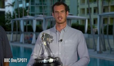 Andy Murray wins BBC Sports Personality of the Year award after stunning 2016 - http://www.thelivefeeds.com/andy-murray-wins-bbc-sports-personality-of-the-year-award-after-stunning-2016/
