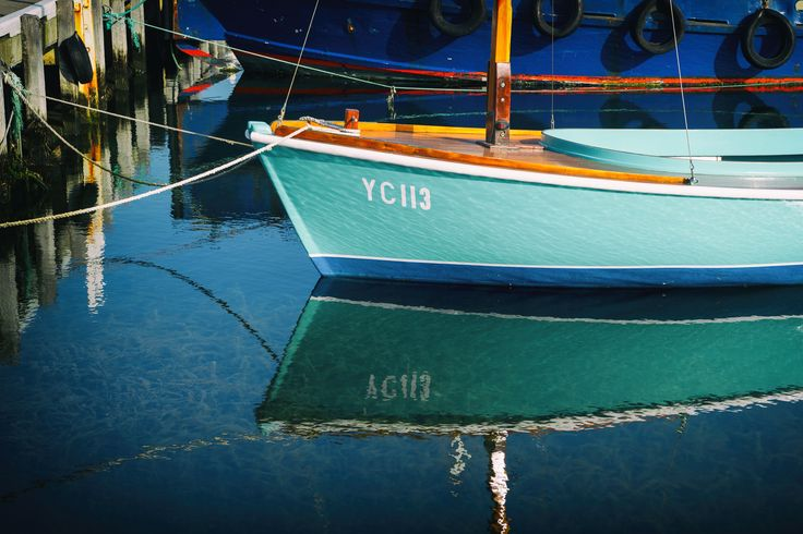 Why Sea (2017).  Geelong, Vic. Australia. Words & Image: © Gary Light (9885, 2017). Creative Commons: (CC BY-NC-ND4.0).  #photography #nature #landscape #boat #victoria #australia #walking #geelong #reflection