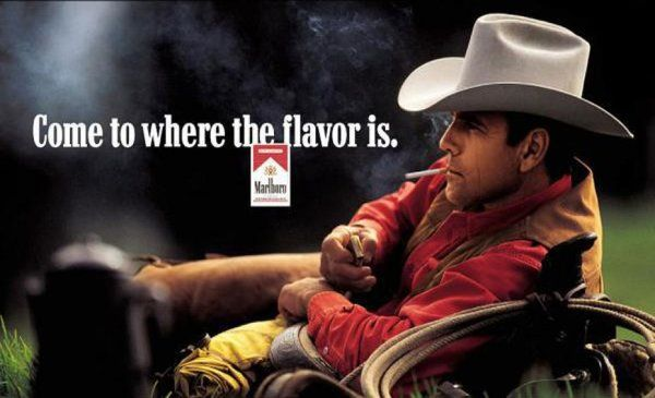 The most famous brand archetype success of all time is also the most documented. In 1924, Philip Morris introduced Marlboro cigarettes as a brand for women, milder and filtered to contrast with the stronger unfiltered brands smoked by most men. The filter was even printed with a red band to hide lip