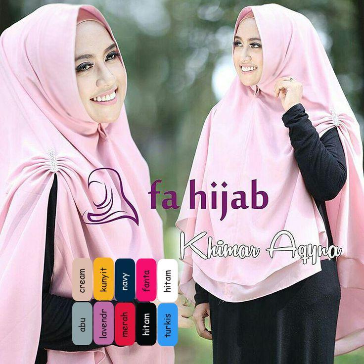 Jilbab Hijab Kerudung Khimar Aqyna Jumbo Jilbab Hijab Kerudung Khimar Aqyna Jumbo mempunyai keterangan produk sebagai berikut ini :  Jilbab/Hijab ini menggunakan Bahan ceruti sifon Jilbab/Hijab ini beraplikasi double layer dan mutiara swarovsky Jilbab/Hijab ini jilbab instan bergonya memakai pad... Jilbab Hijab Kerudung Khimar Aqyna Jumbo http://www.maudyhijab.com/jilbab-hijab-kerudung-khimar-aqyna-jumbo.html   TANYA-TANYA DAN ORDER  Silahkan Klik ➡ http://bit.ly