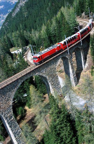Проездные и билеты Swiss Travel System