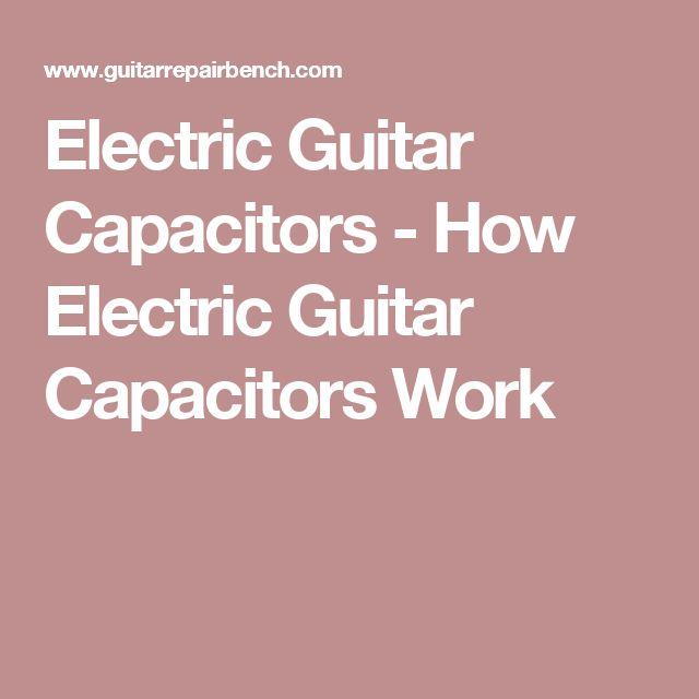 31 best images about Guitar Electronics on Pinterest | Bass, Cigar ...