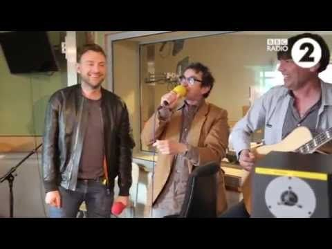 Blur - Parklife - Live at The Chris Evans Breakfast Show (2015)