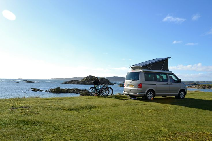 Top 10 campsites in Scotland