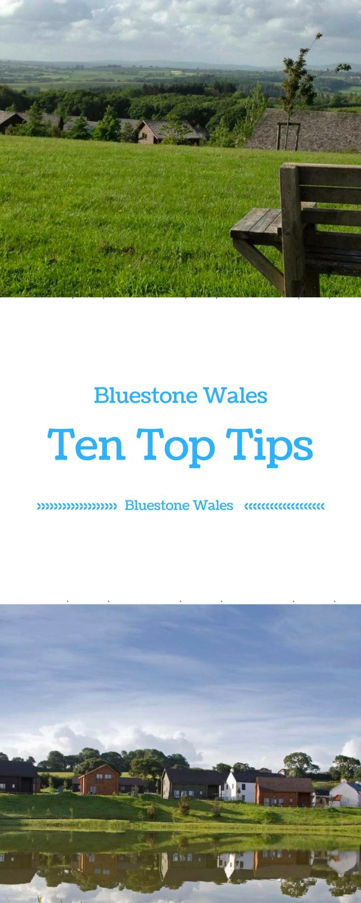 Bluestone Wales Ten Top Tips www.minitravellers.co.uk Visiting Bluestone in Wales soon? Here are 10 Top Tips!  1.Book a buggy if you�re not up for walking everywhere. Not only are they fun and a novel way to get around – although nowhere is very far (with
