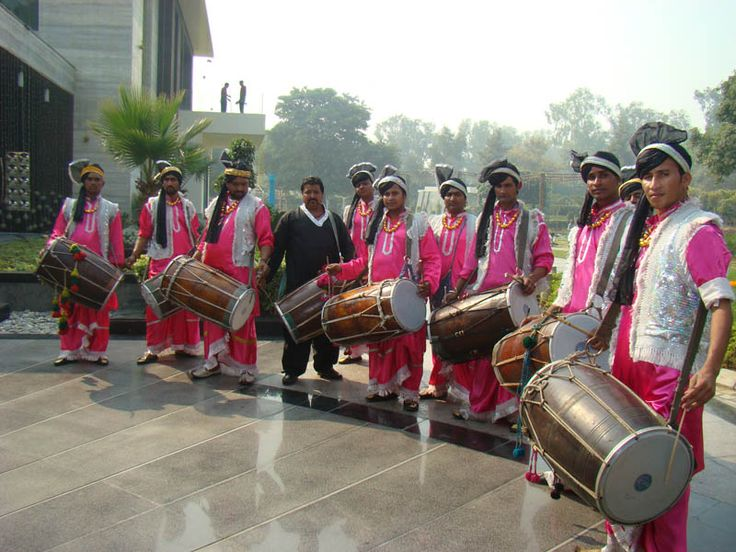 Jia Band baggi Dhol Wale in Delhi NCR - Plan Your Wedding