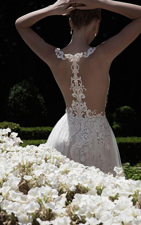 Wedding Dress: Alon Livne
