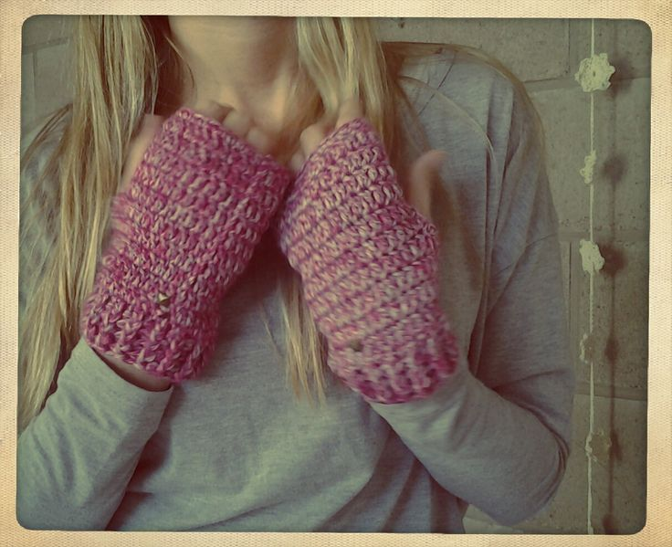 Guantes . Miton . Simples