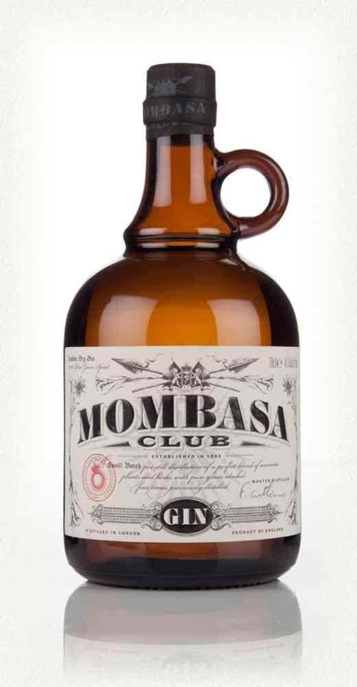 Mombasa Club London Dry Gin