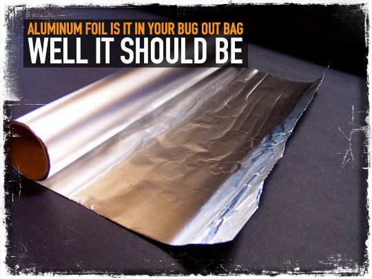 """First, the technical stuff, which may be boring to some, but it may also give you some additional ideas for its use if you know what the properties of aluminum foil really are. Aluminum foil replaced """"tin foil"""" around 1910. Prior this to this time tin was commonly used and used similar to how aluminum … Continue reading »"""
