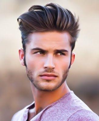 Macho Moda - Blog de Moda Masculina: Penteado Masculino: Dicas de Modeladores para Penteados com Brilho, Pompadour, Topete Masculino Topete, Corte Masculino, Corte de Cabelo Masculino, Corte de Cabelo masculino Moderno