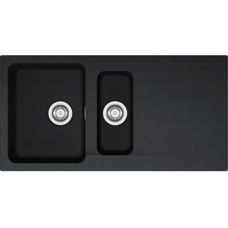 Kuchyňský dřez Franke Orion OID 651 Černá