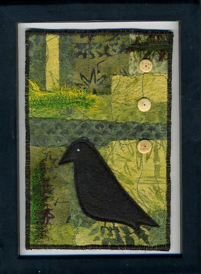 141 best Postcard Quilts images on Pinterest | Embroidery, Fabric ... : postcard quilts - Adamdwight.com