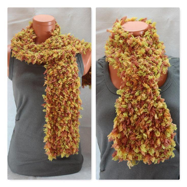 Knit scarf, winter scarfs, scarves for women, knitted scarf pom poms, girls scar…