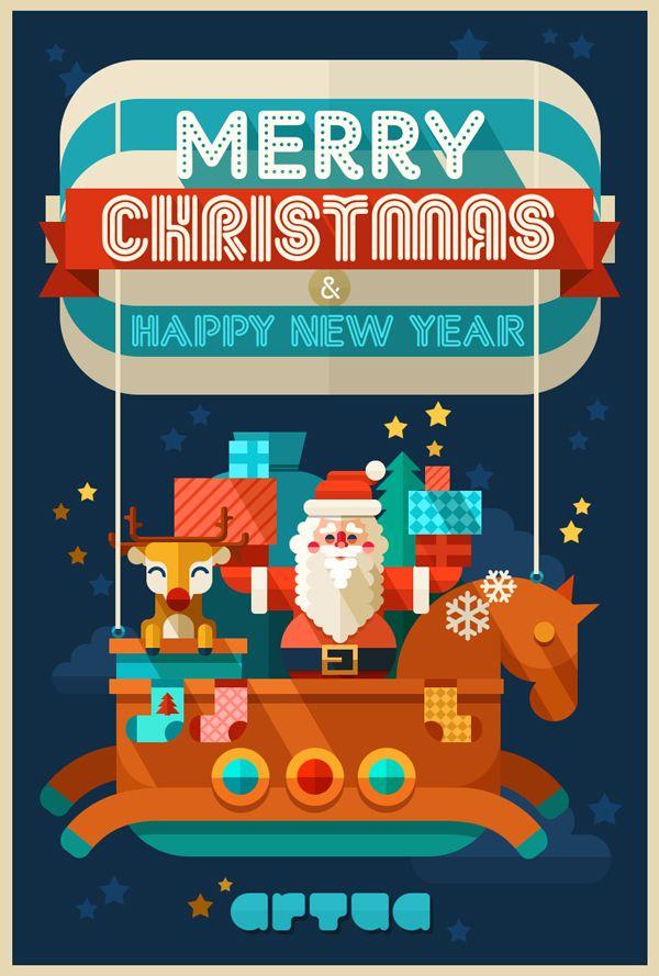 Artua Merry christmas and happy new year!