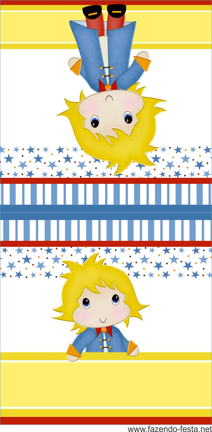 The Little Prince Free Printable Kit.