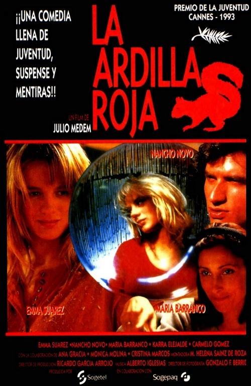 La ardilla roja --Julio Medem #learnspanish