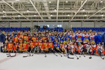 Можгинская хоккейная команда «Луч» представит Удмуртскую Республику на Всероссийском турнире «Золотая шайба» в Сочи.