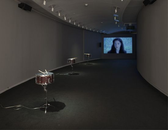 Artists — Anri Sala — Images and clips — Hauser & Wirth