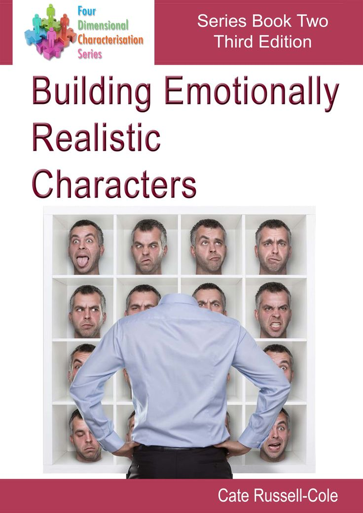 Building Emotionally Realistic Characters contains twenty easy-read chapters, covering the foremost emotions that human experience. At the end of each chapter is a writing challenge, which will enable you to apply what you've read to your work in progress. The content is, as the title explains, designed to build characters who are emotionally realistic. It will give you sound, technically reliable information.