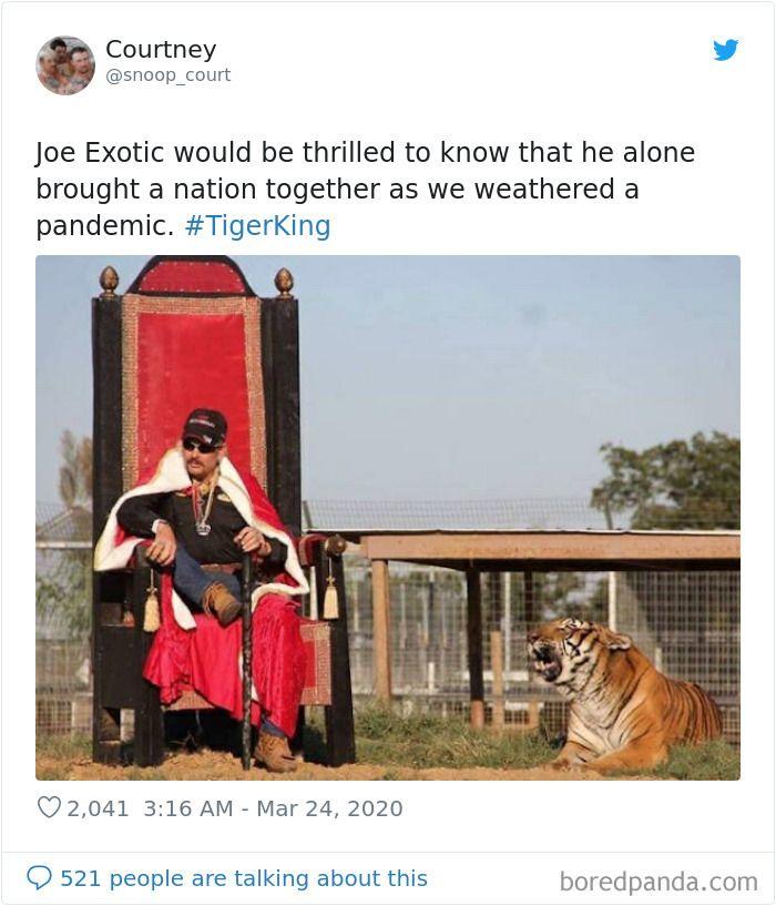 Pin On Memes Tiger King