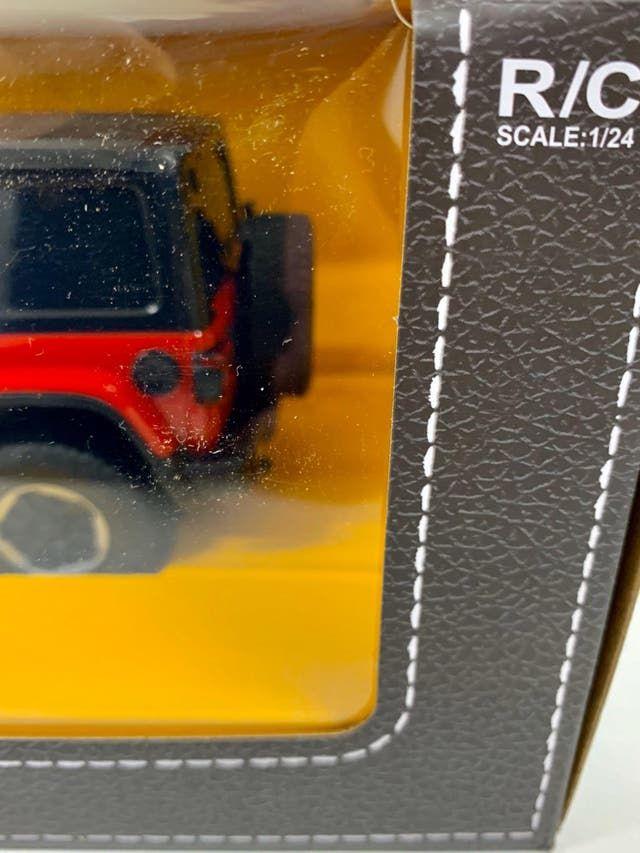 Coche Teledirigido Escala 1 24 Jeep Wrangler Jl De Segunda Mano