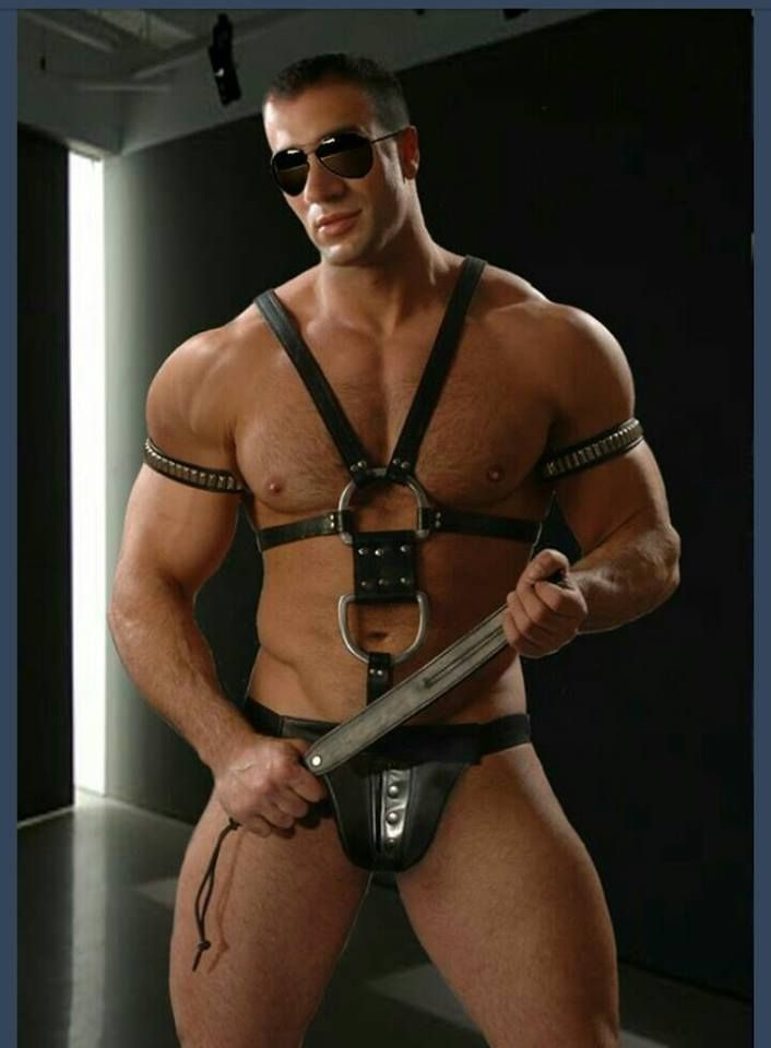 Devil. hot men bondage