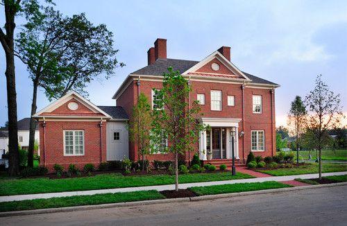 Ackerly Park residence, OH. Weaver Custom Homes.