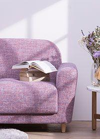 【W1500】ヌボラ ソファ ピンク(ピンク) Francfranc(フランフラン)公式サイト|家具、インテリア雑貨、通販