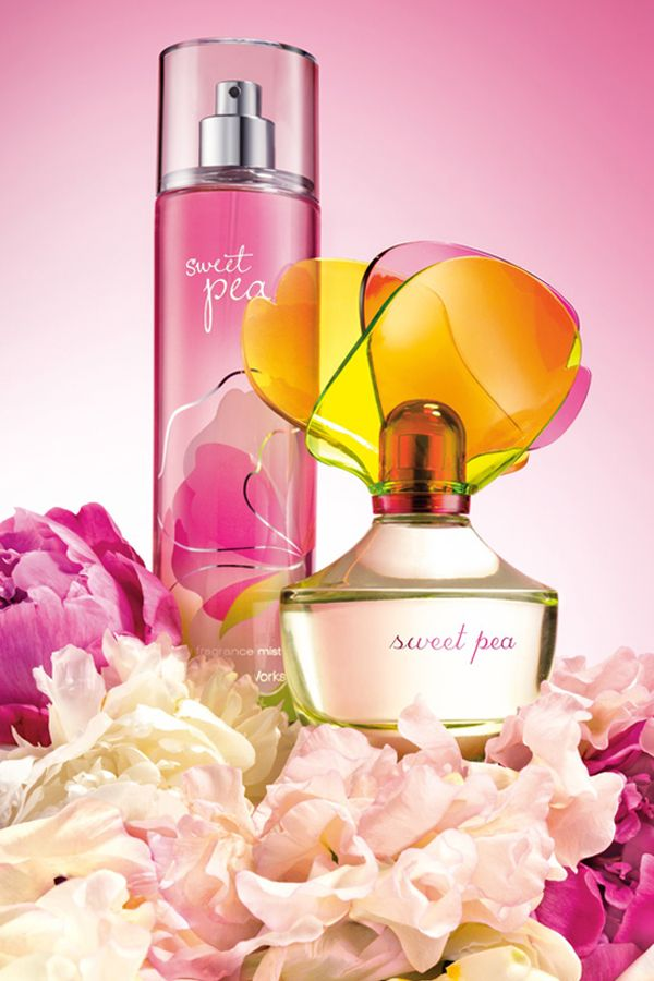 The PERFECT fresh & playful fragrance for any occasion!