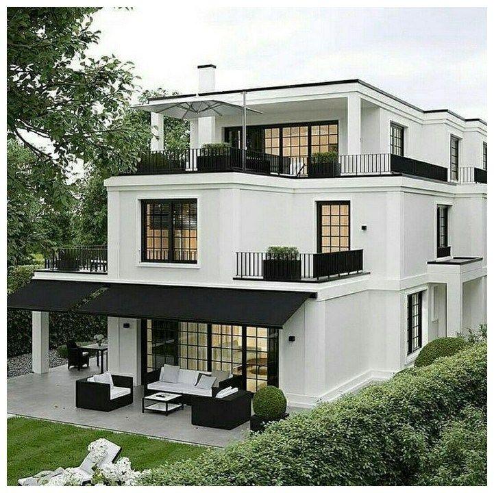 72 Stunning Modern Dream House Exterior Design Ideas 72 Solnet Sy Com Modern House Design House Designs Exterior Dream House Exterior