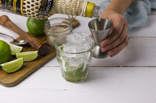 How to make Caipirinha (Traditional Brazilian drink) | eHow