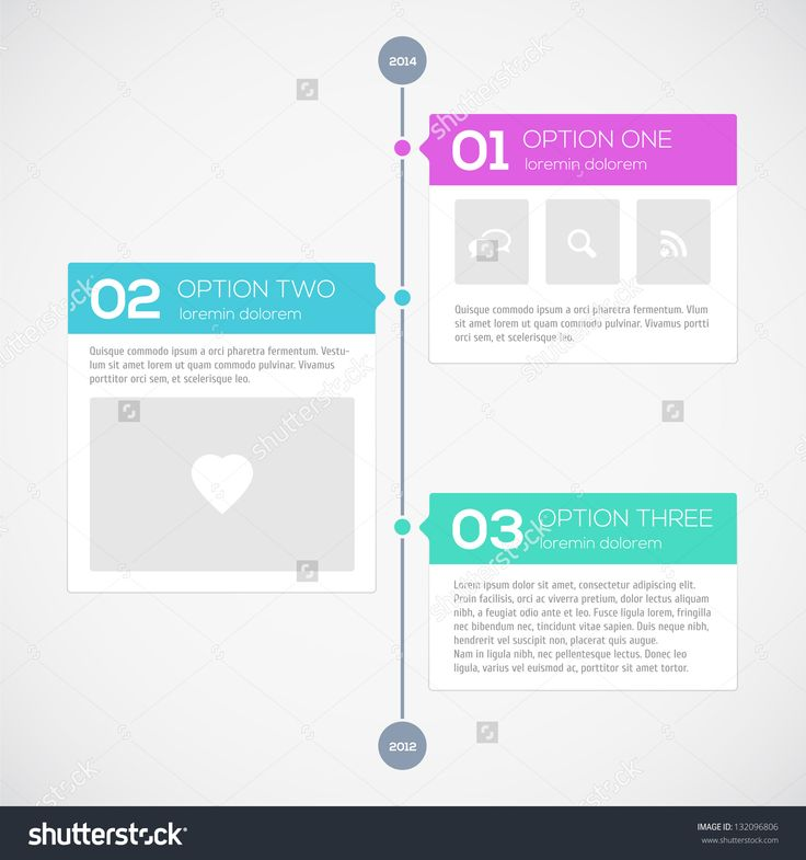 9 best Timeline images on Pinterest Timeline, Design patterns - simple timeline template