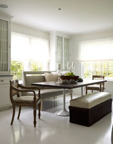 49 Best Images About Dining Table For Banquette Ideas On