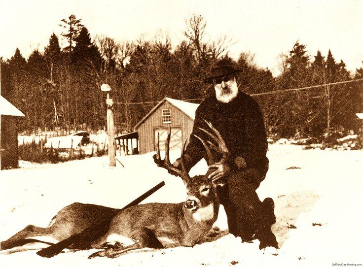Gallery Of Vintage Deer Hunting Photos Deer Hunting