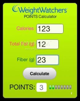How to Calculate Your Pro Points Allowance for Weight Watchers