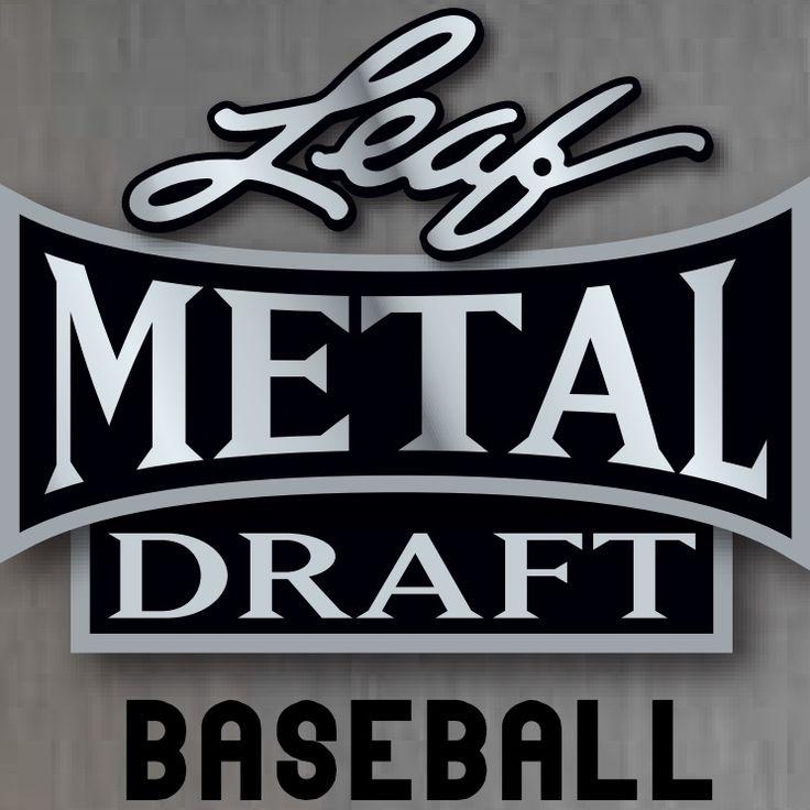 2020 Leaf Metal Draft Baseball Checklist, Set Info, Boxes