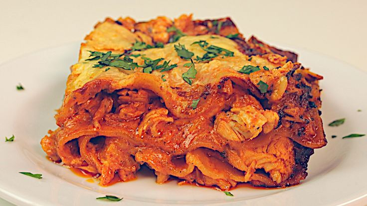 Butter Chicken Lasagna - Twisted