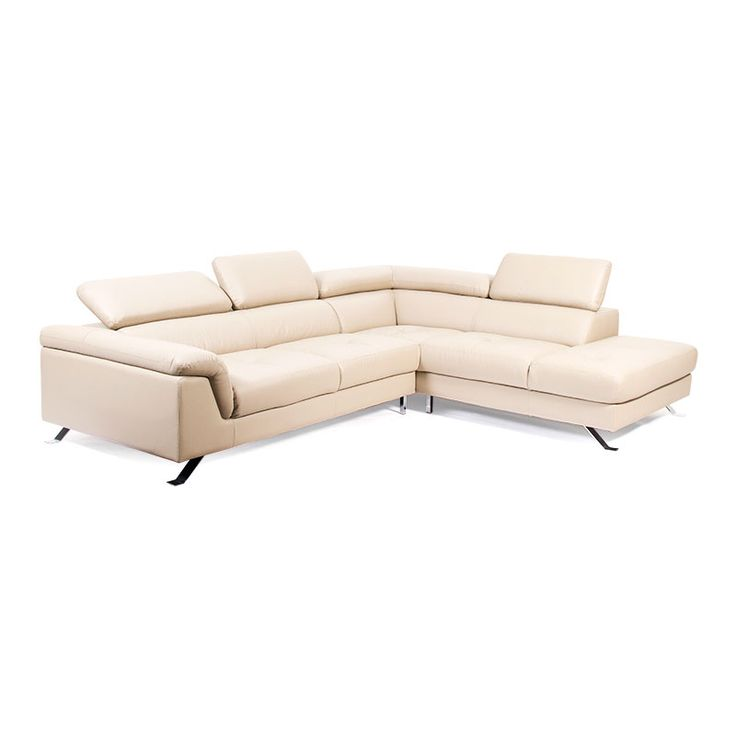 Zen 4 Seater Chaise Lounge - Discount Lounge Centre