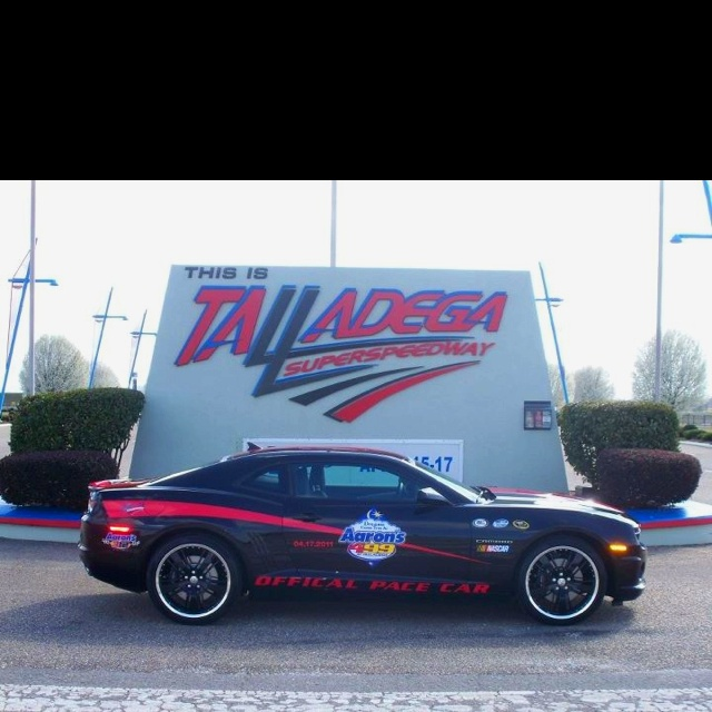 Pace Car; can I have it???