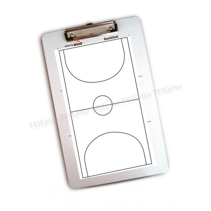 Voit Basketbol Taktik Tahtası (5 Adet) - Ölçüler: 36x23 cm  Basketbol sahası baskılıdır.  Kalemlidir.  Dayanıklı malzemeden üretilmiştir. - Price : TL153.00. Buy now at http://www.teleplus.com.tr/index.php/voit-basketbol-taktik-tahtasi-5-adet.html