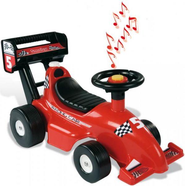 Masinuta Formula 1 Baby cu Sonerie de la Smoby
