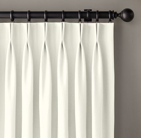 Best 25 French Curtains Ideas On Pinterest Drapery Ideas Drapery Styles And Drapery Panels