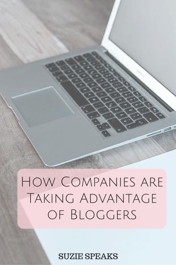 How companies are using bloggers to get them free advertising