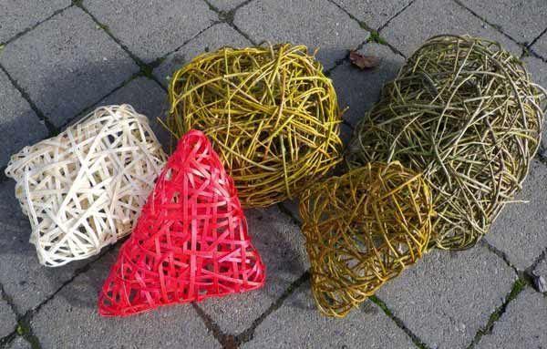 flax weaving flowers - Google Search