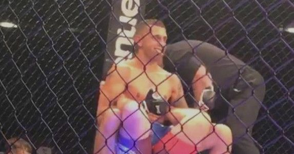 Fighter uses Walls of Jericho to win MMA fight      It actually happened. https://www.cagesideseats.com/wwe/2017/10/1/16392516/fighter-walls-of-jericho-win-mma-fight?utm_campaign=crowdfire&utm_content=crowdfire&utm_medium=social&utm_source=pinterest