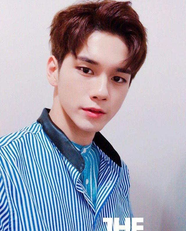 Ong Seongwoo/ WANNA ONE / Produce 101 boys